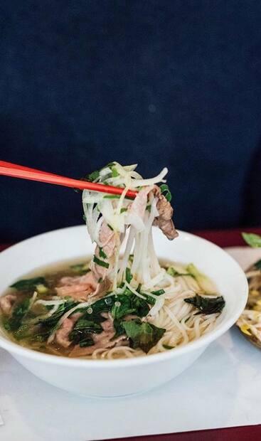 Image principale de l'article Un excellent resto de soupes tonki au centre-ville