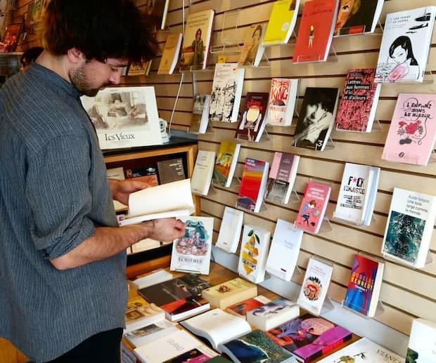 Image principale de l'article Une librairie indépendante d'Hochelaga ferme