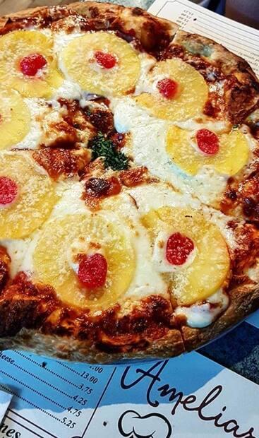 Image principale de l'article Les meilleures pizzas hawaïennes du Grand MTL