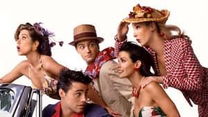 Image principale de l'article Friends se reforme pour un épisode spécial