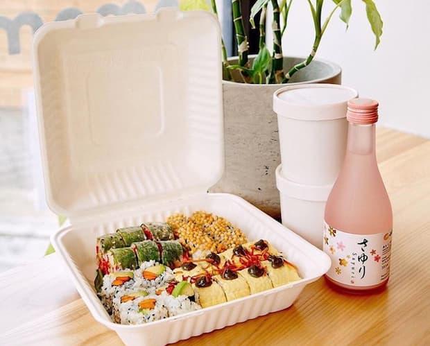 Image principale de l'article Les meilleurs restos de sushis qui livrent