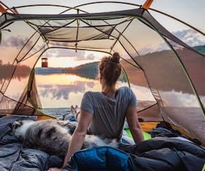 Image principale de l'article Des campings avec vues sublimes au bord de l'eau