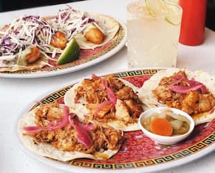 Image principale de l'article 10 restos de tacos qui font du «take-out»