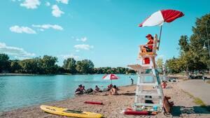 Image principale de l'article Voici quand la plage Jean-Doré va ouvrir