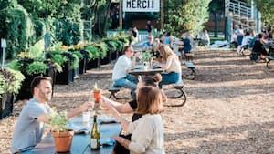 Image principale de l'article 5 nouvelles terrasses où manger et boire un verre