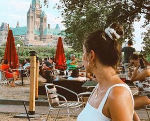 Image principale de l'article Une terrasse «dog friendly» avec vue à Ottawa
