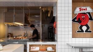 Image principale de l'article Une pizzeria qui vend à la pointe à Montréal