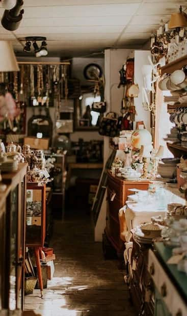 Image principale de l'article Une boutique d'antiquités pour les fans de «boho»!