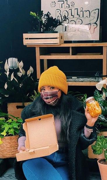 Image principale de l'article Une boutique mobile qui livre des plantes