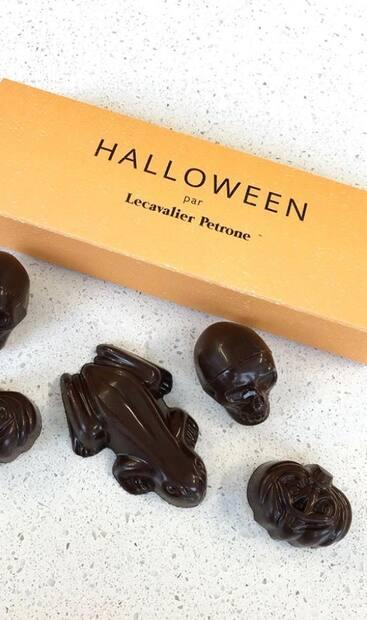 Image principale de l'article Lecavalier Petrone dévoile un coffret d'Halloween