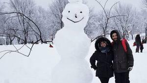 Image principale de l'article Montréal remplie de bonhommes de neige