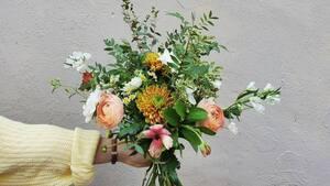 Image principale de l'article 6 fleuristes qui livrent à Montréal