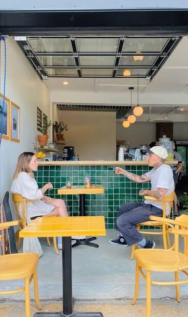 Image principale de l'article Un nouveau café de village à Ste-Anne-de-Beaupré