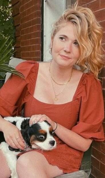 Image principale de l'article Rosalie Vaillancourt est enceinte