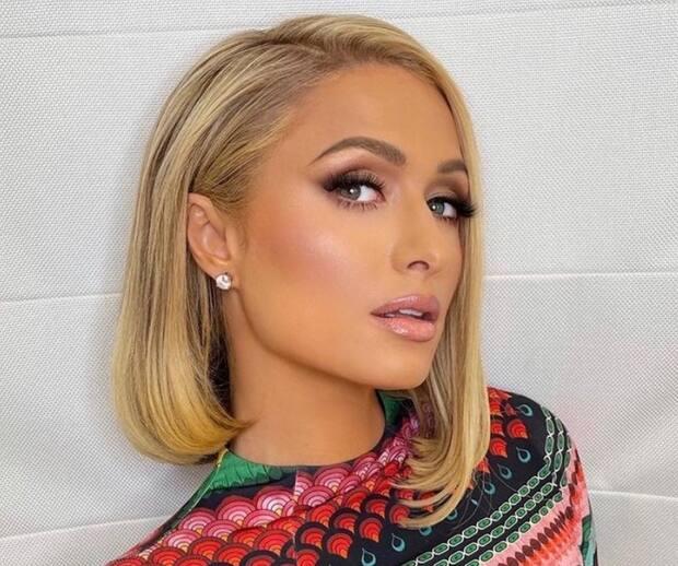 Image principale de l'article Paris Hilton nie être enceinte