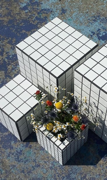 Image principale de l'article Des meubles en tuiles de céramique faits à MTL