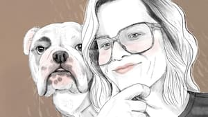 Image principale de l'article Une illustratrice dessine 52 femmes inspirantes