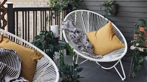 Image principale de l'article 31 objets déco pour votre balcon ce printemps