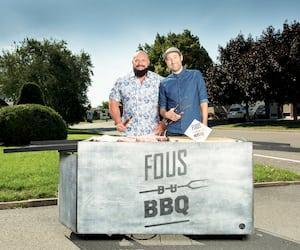 On peut revoir Bob le chef et Hugo Girard dans les rediffusions de Fous du BBQ, à CASA.