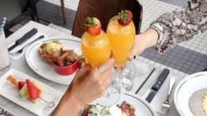 Image principale de l'article Un mimosa gratuit dans ce resto de Montréal
