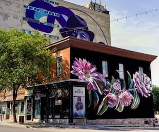 Image principale de l'article Une nouvelle murale où prendre des photos