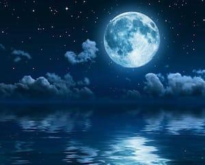 Image principale de l'article La pleine lune du week-end sera très spéciale