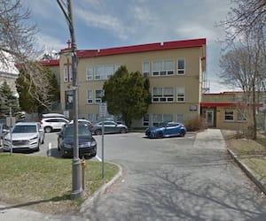 L'école des Hauts-Clochers, à L'Ancienne-Lorette