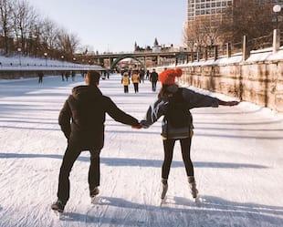 Image principale de l'article 15 patinoires où aller faire des «steppettes»