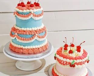 Image principale de l'article Cette pâtisserie vend des gâteaux «mid-century»