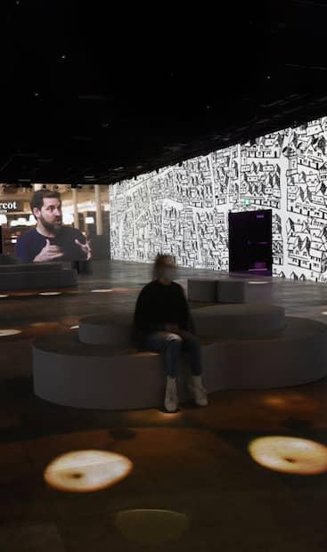 Image principale de l'article Une expo immersive avec Alexandra Stréliski