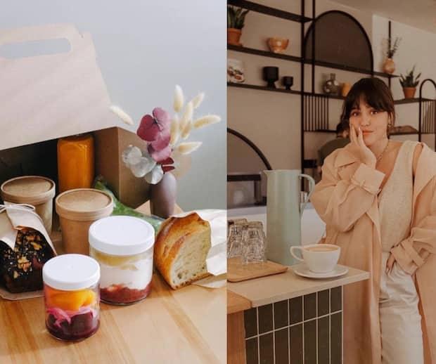 Image principale de l'article Le Café Pista lance des boîtes de brunch DIY