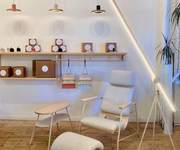 Image principale de l'article Alphabet ouvre un espace boutique dans son atelier