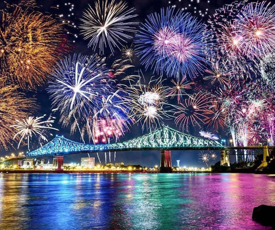 Image principale de l'article Les feux d'artifice de Loto-Québec de retour