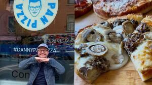 Image principale de l'article Une pizzeria «deep dish» dans Saint-Henri