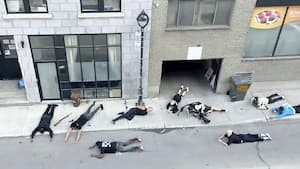 Image principale de l'article Un clip filmé avec de fausses armes tourne mal