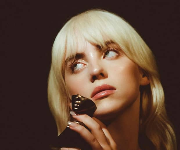 Image principale de l'article Billie Eilish sort son premier parfum en novembre