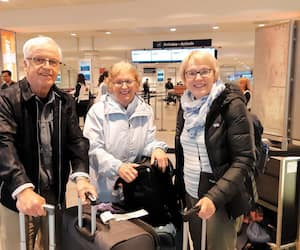 aéroport coronavirus COVID-19