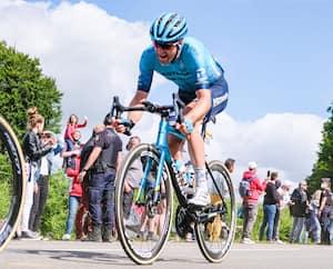 Hugo Houle fera partie des têtes d'affiche des Championnats canadiens de cyclisme sur route, de vendredi à dimanche à Saint-Georges-de-Beauce.
