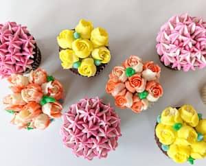 CASA 0508 QUESSY FETE DES MERES 1Jolies cupcakes