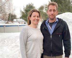 Julie Barrette et Manuel Daunais commenceront bientôt un nouvel emploi après 23 ans chez Groupe ATIS, à Terrebonne.