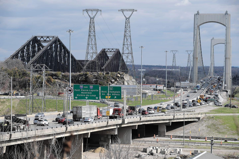 Blocage des ponts à Québec: un «flop total» pour les manifestants