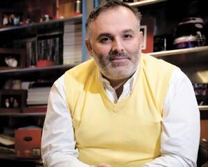 entrevue avec Vincent Guzzo