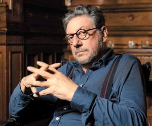 Le célèbre acteur italien Sergio Castellitto a eu beaucoup de plaisir à jouer dans le film québécois <i>Mafia Inc.</i>