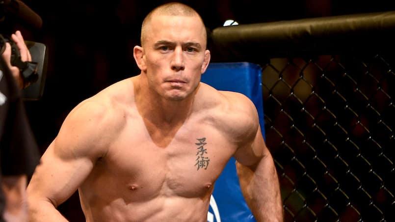 UFC 154 - Montréal