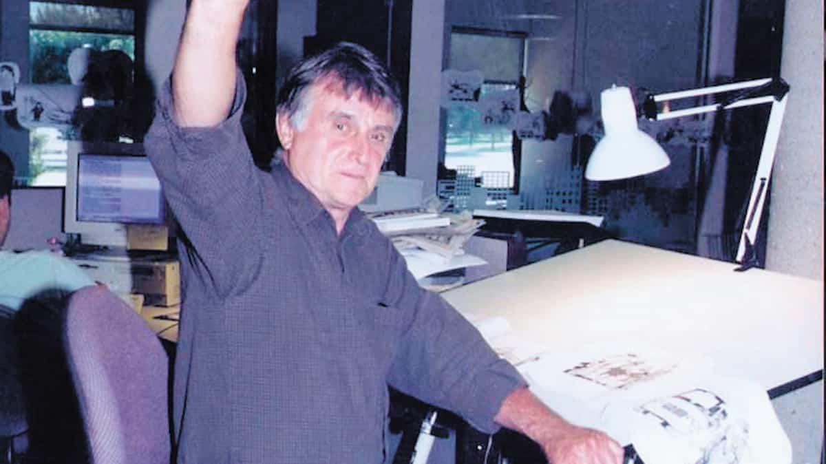 Le premier caricaturiste du Journal de Montréal s'éteint ...