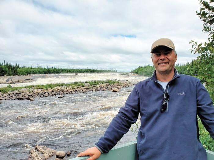L'attachement au territoire est un élément clé de l'identité québécoise. Ici, la rivière Rupert.
