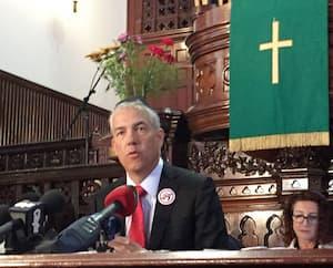 Frank Baylis, député fédéral Pierrefonds-Dollard,loi 21