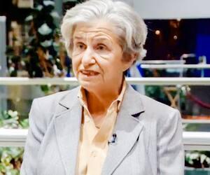 La PDG de Loto-Québec, Lynne Roiter