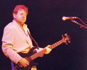 Greg Lake du groupe Emerson, Lake & Palmer
