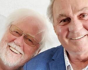 Guy Lafleur et Réjean Tremblay